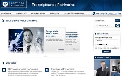 Institut-Patrimoine.com